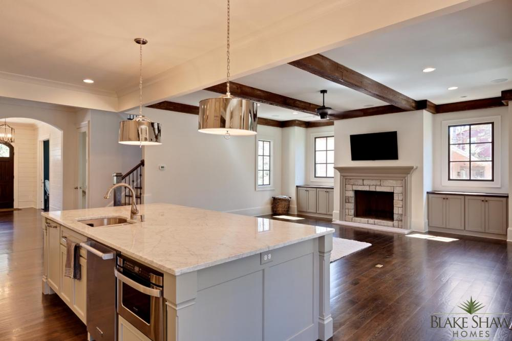French Manor In Brookhaven Blake Shaw Homes Atlanta