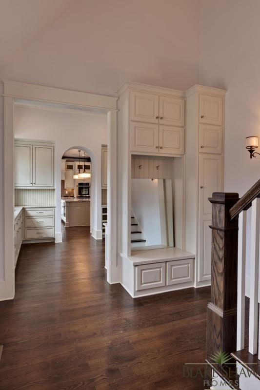 Brookhaven Custom Home Blake Shaw Homes Atlanta