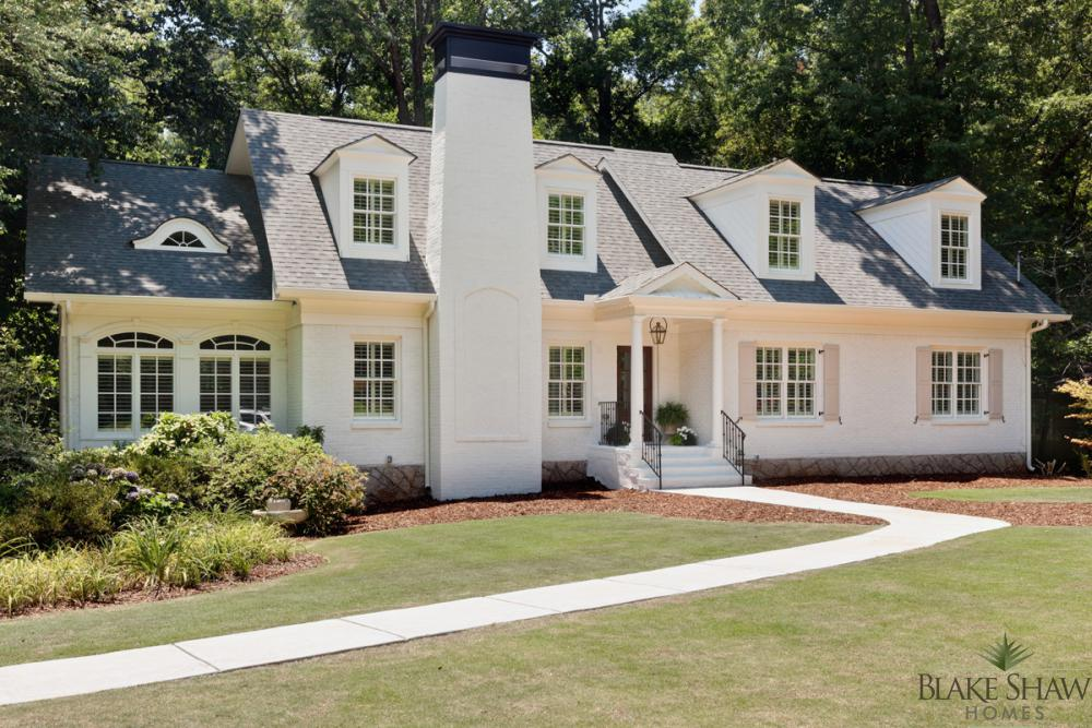 Craftsman House Colors 1821062 moreover Your  plete Guide To James Hardie Fiber Cement Siding further Luxury European Style Homes Traditional Exterior Atlanta additionally Mobile Home Skirting moreover Mediterranean Architecture. on brick tudor style homes